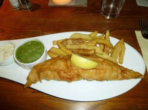 Definitely has a good haddock look, which is an extra point.