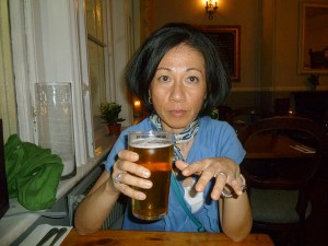 The Bear and Staff in Leicester Square London - Pint