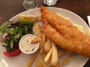 Fish Fish Archway London