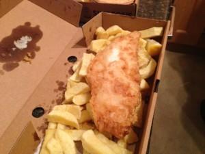 Simpson Fish and Chips, Cheltenham