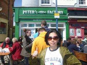 Fish and Chips, ramsgate